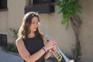 Kate Amrine, Trumpet