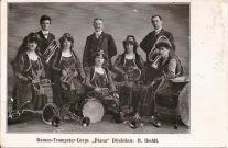 Diana Damen Trompeter Corps tst