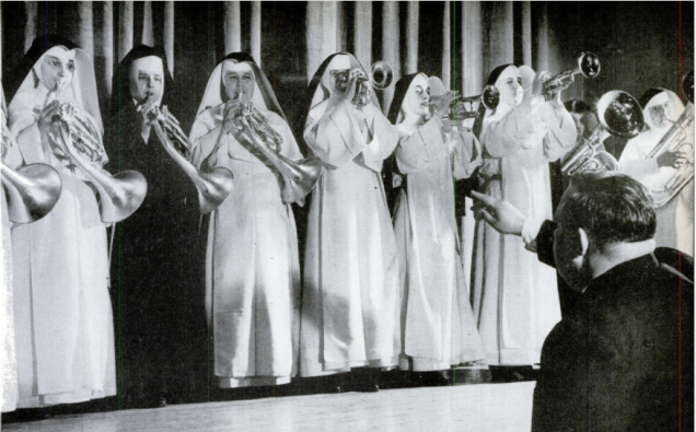 Nuns Orchestra